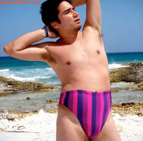 Hommes Maillots string photo 3